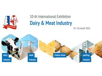 Present at MEAT & DAIRY INDUSTRY 2012